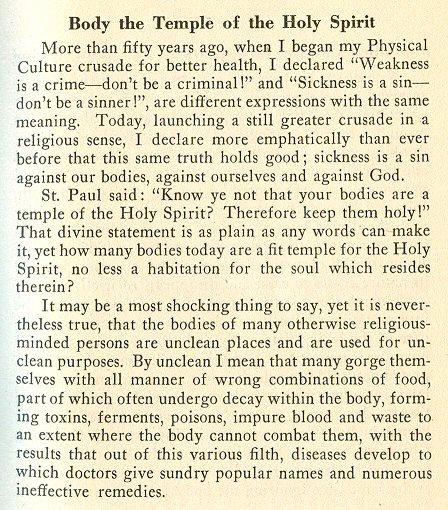 Cosmotarian Gospel