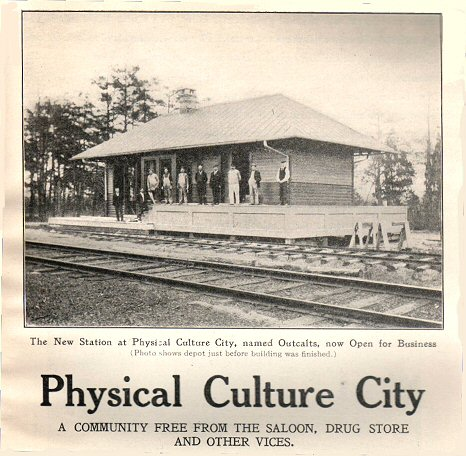 physical culture city